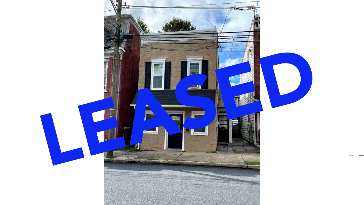 20 West Main Avenue, Myerstown - Leased